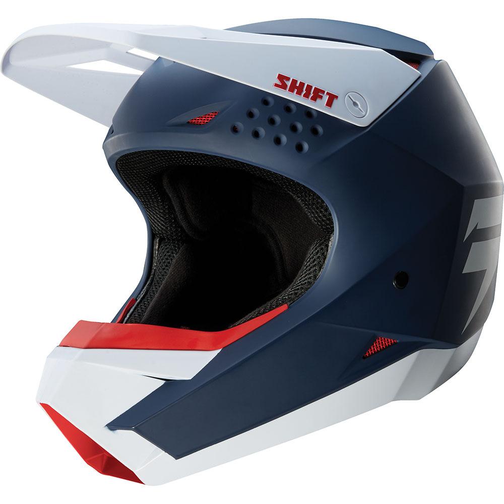 Shift - 2018 Whit3 шлем, темно-синий