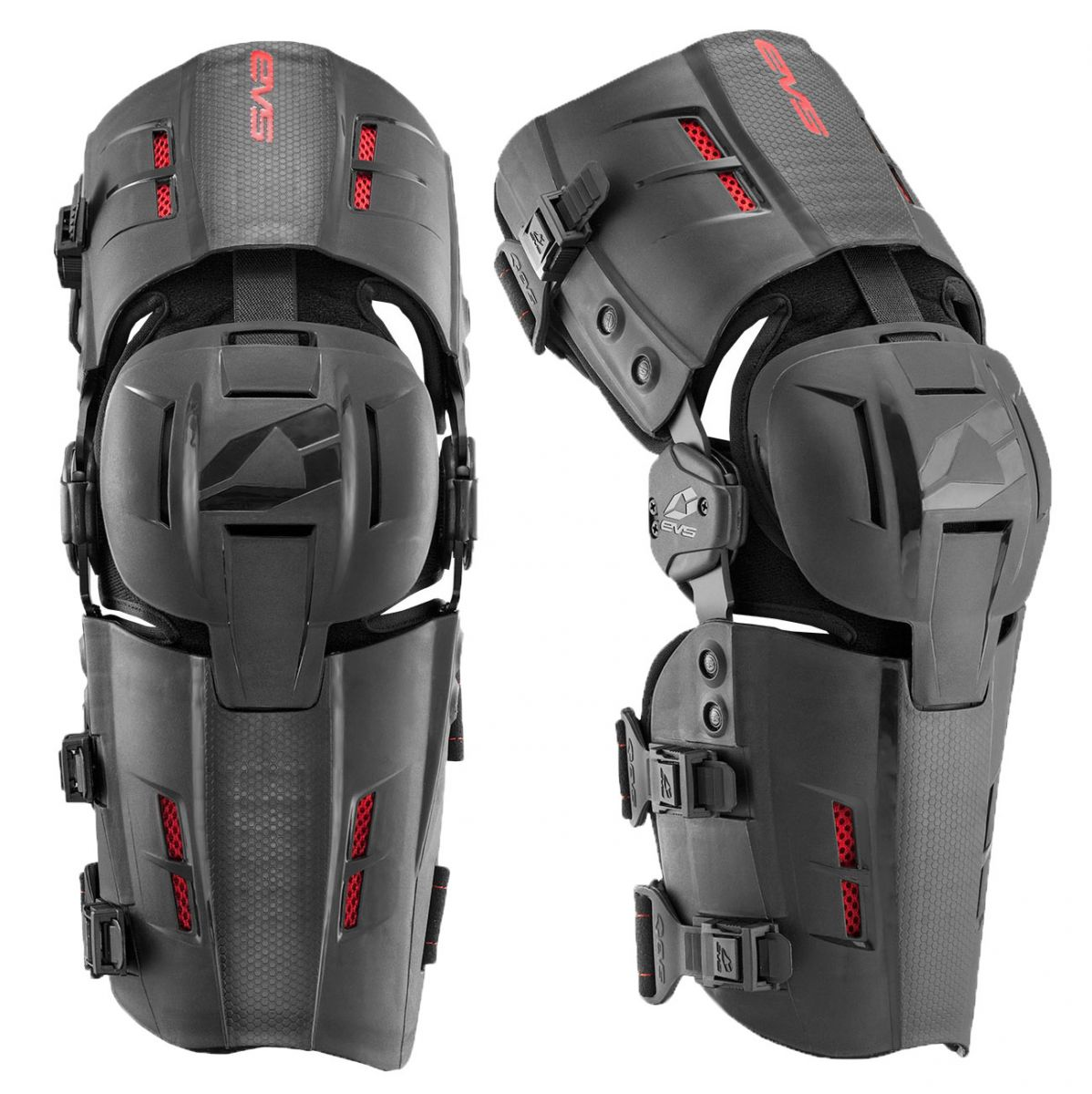 EVS - RS9 комплект наколенников-суставов