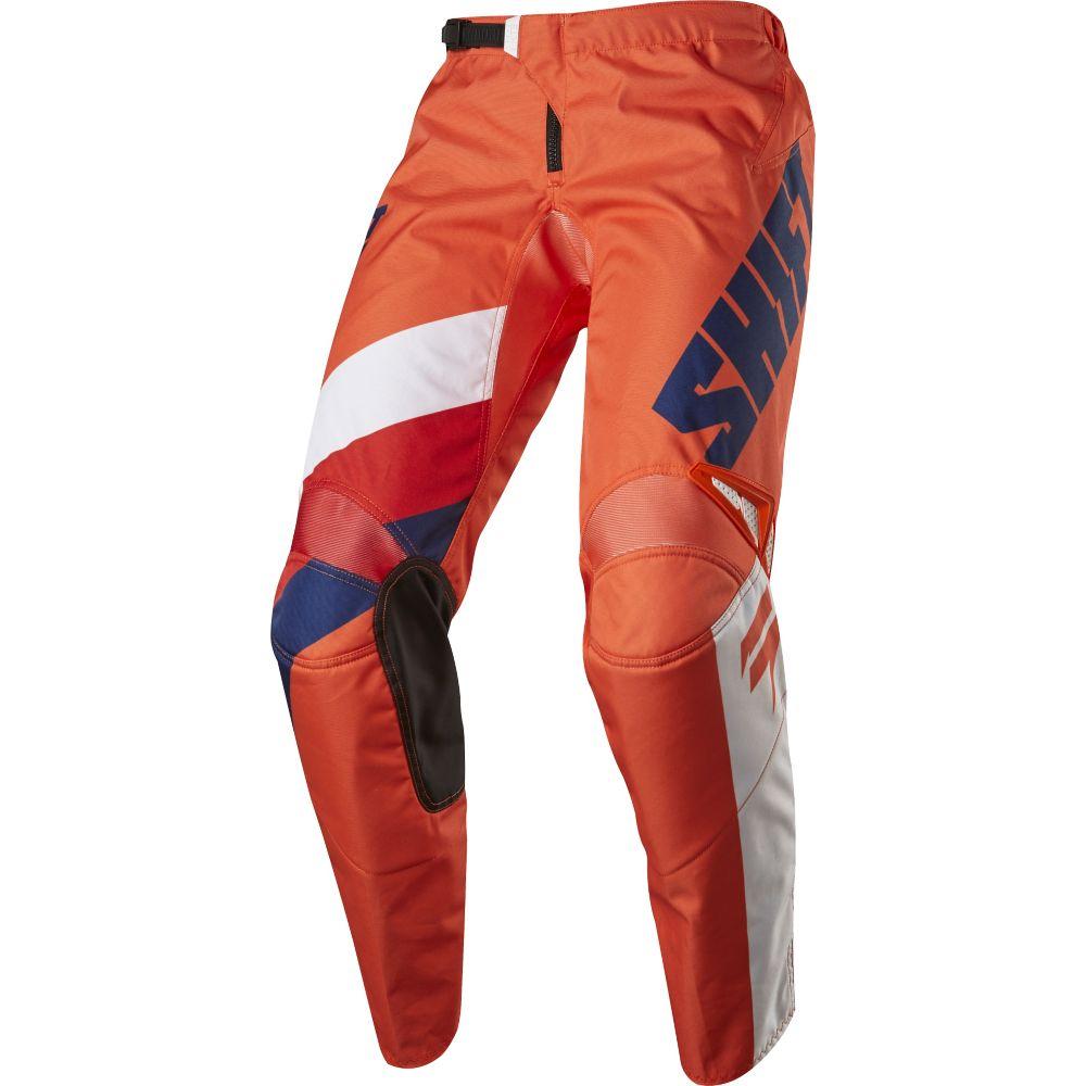 Shift - 2017 WHIT3 Tarmac штаны, оранжевые