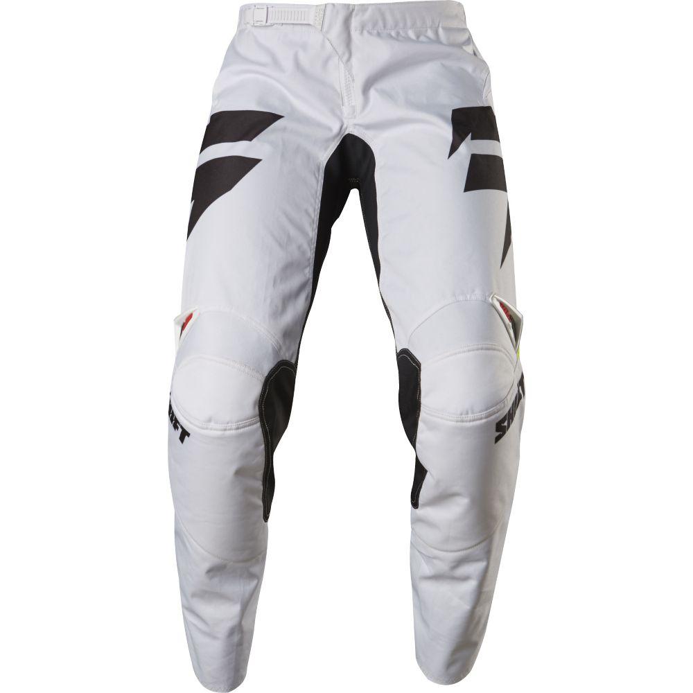 Shift - 2017 WHIT3 Ninety Seven штаны, белые