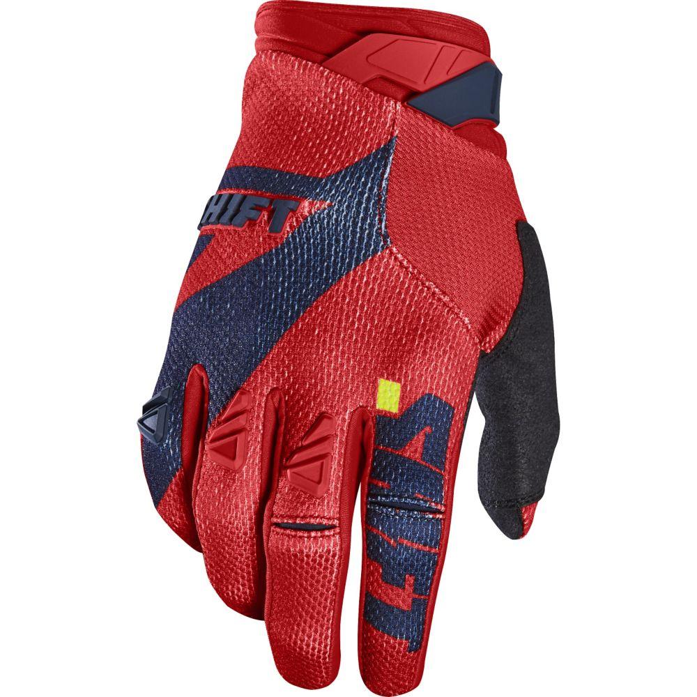 Shift - 2017 3LACK PRO Mainline перчатки, сине-красные