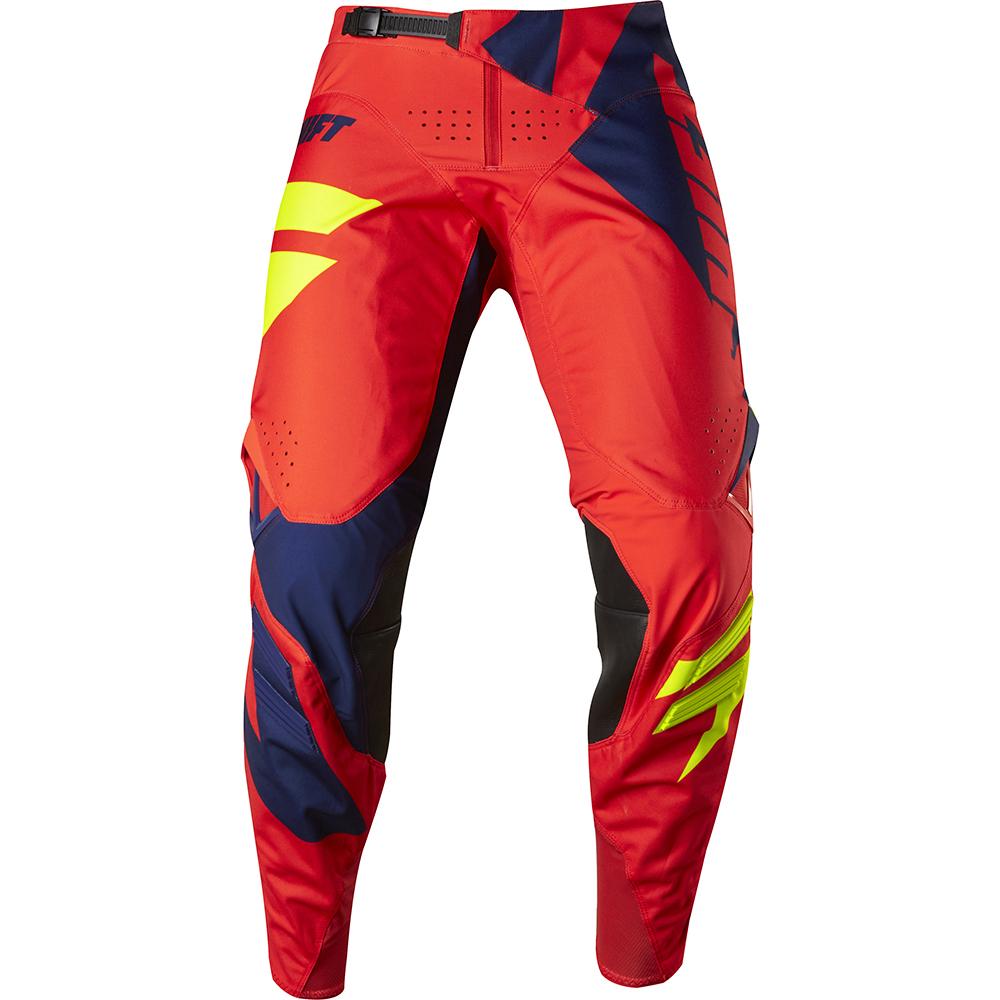 Shift - 2017 3LACK Mainline штаны, сине-красные