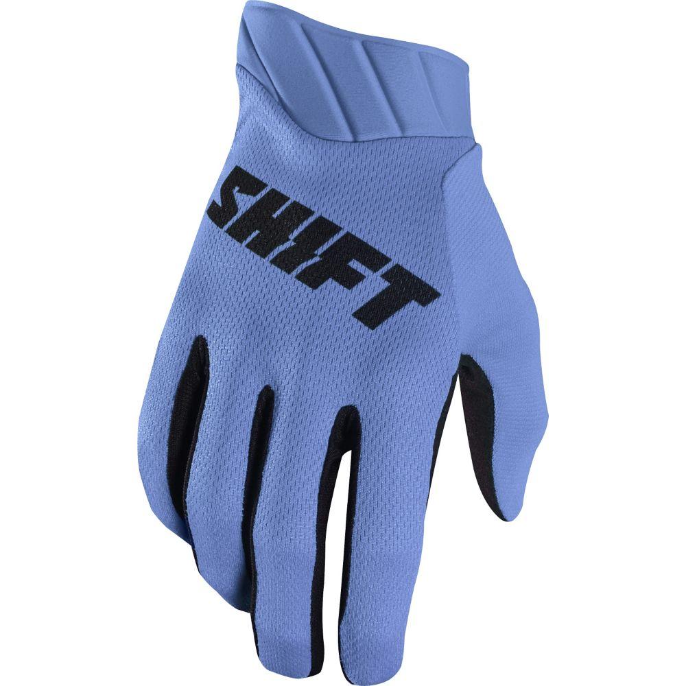 Shift - 2017 3LACK Label Air перчатки, синие
