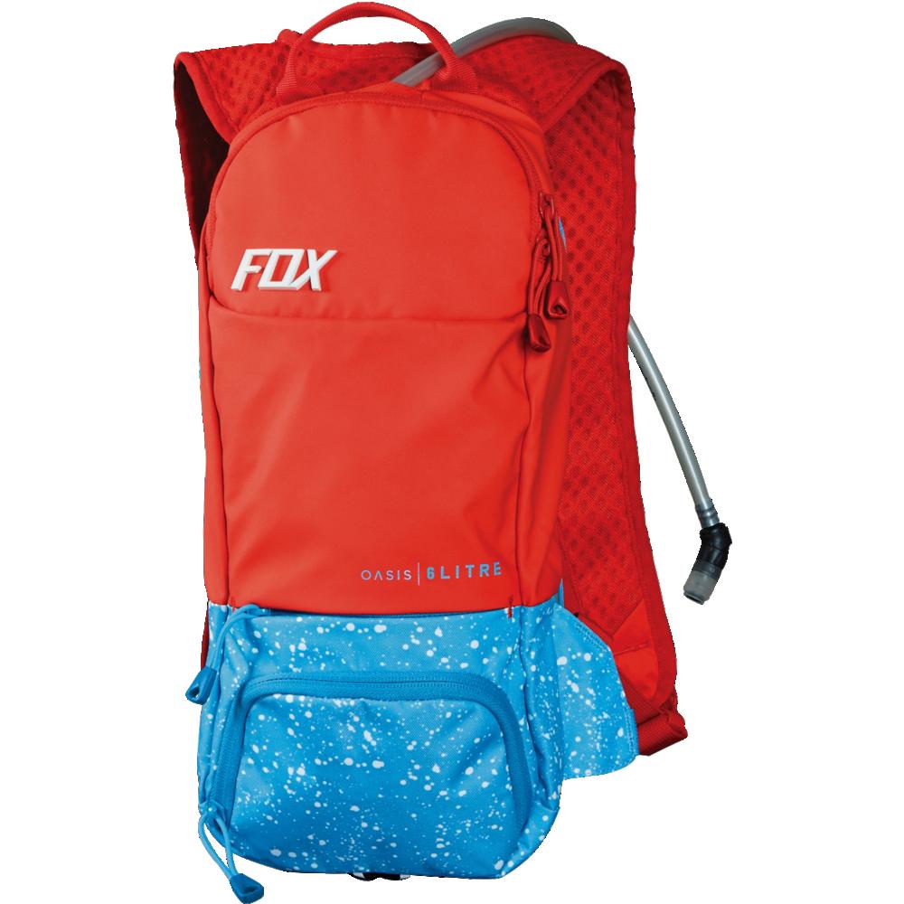 Fox - Oasis рюкзак c гидропаком, красный