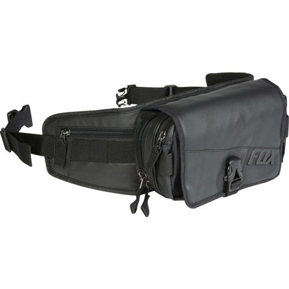 Fox - Deluxe Toolpack, сумка на пояс, черная