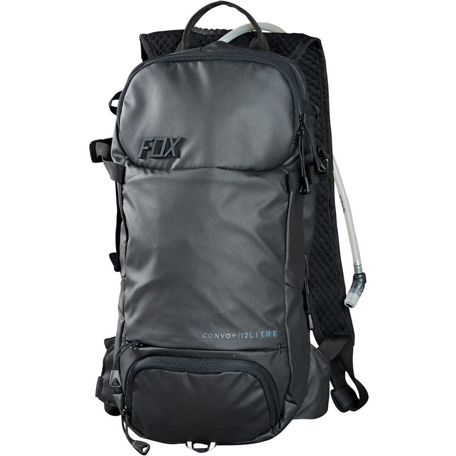 Fox - Convoy рюкзак c гидропаком, черный