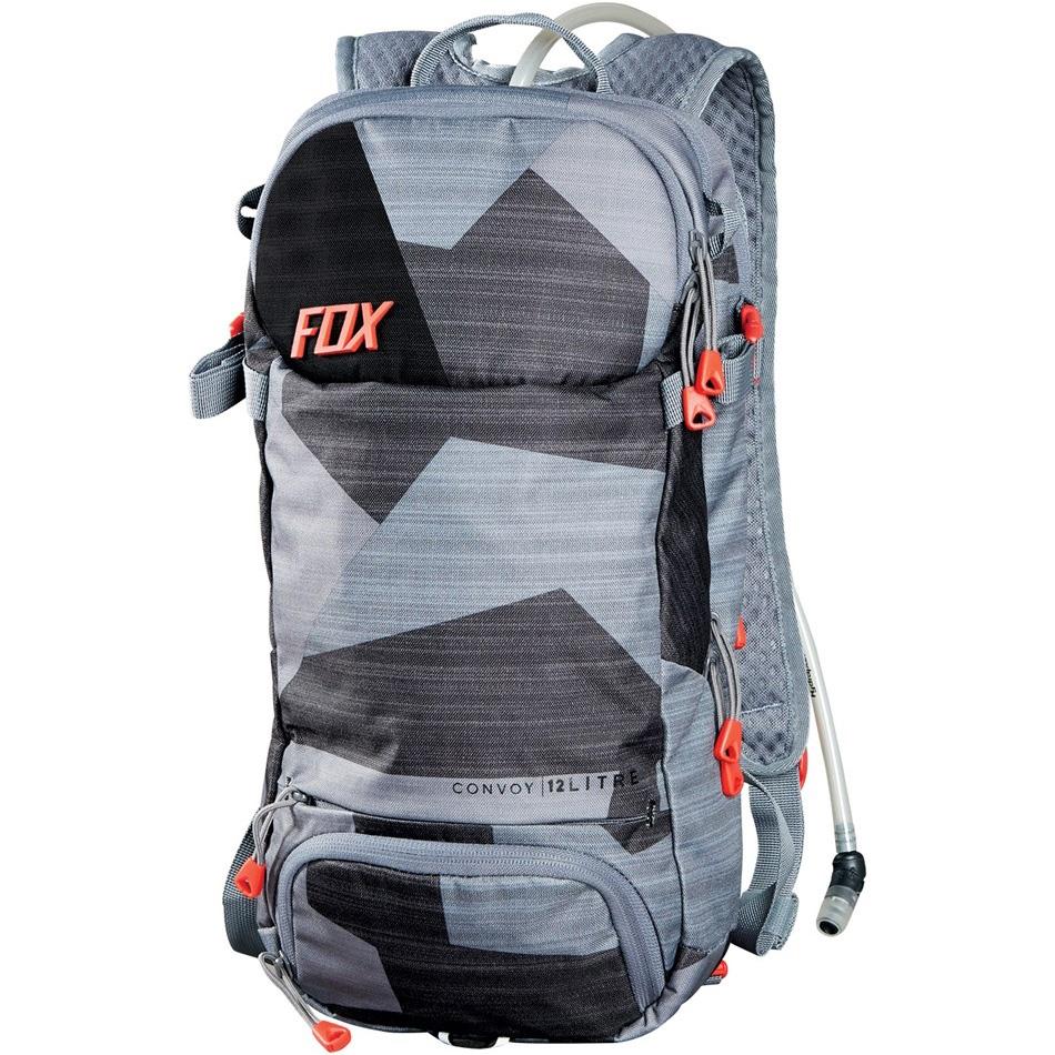 Fox - Convoy Camo рюкзак c гидропаком, серый