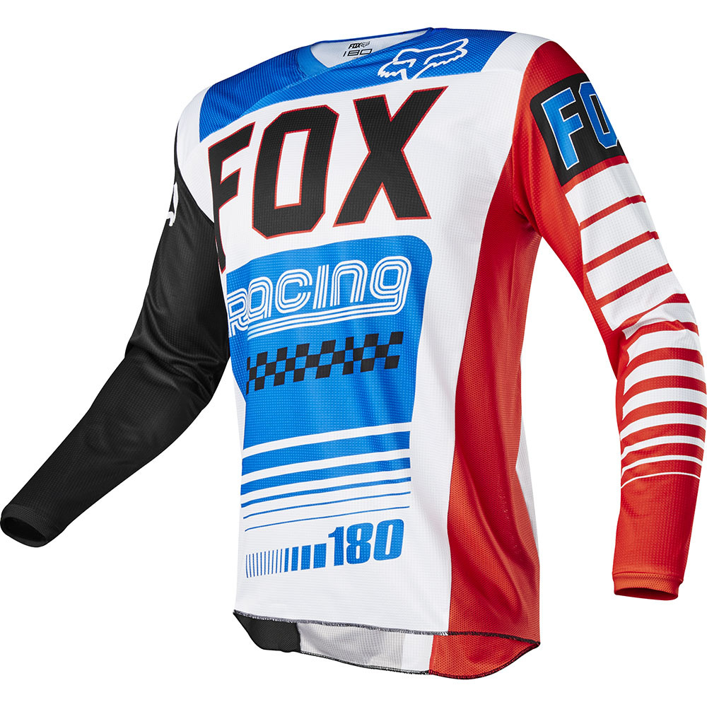 Fox - 2017 180 Fiend Special Edition джерси