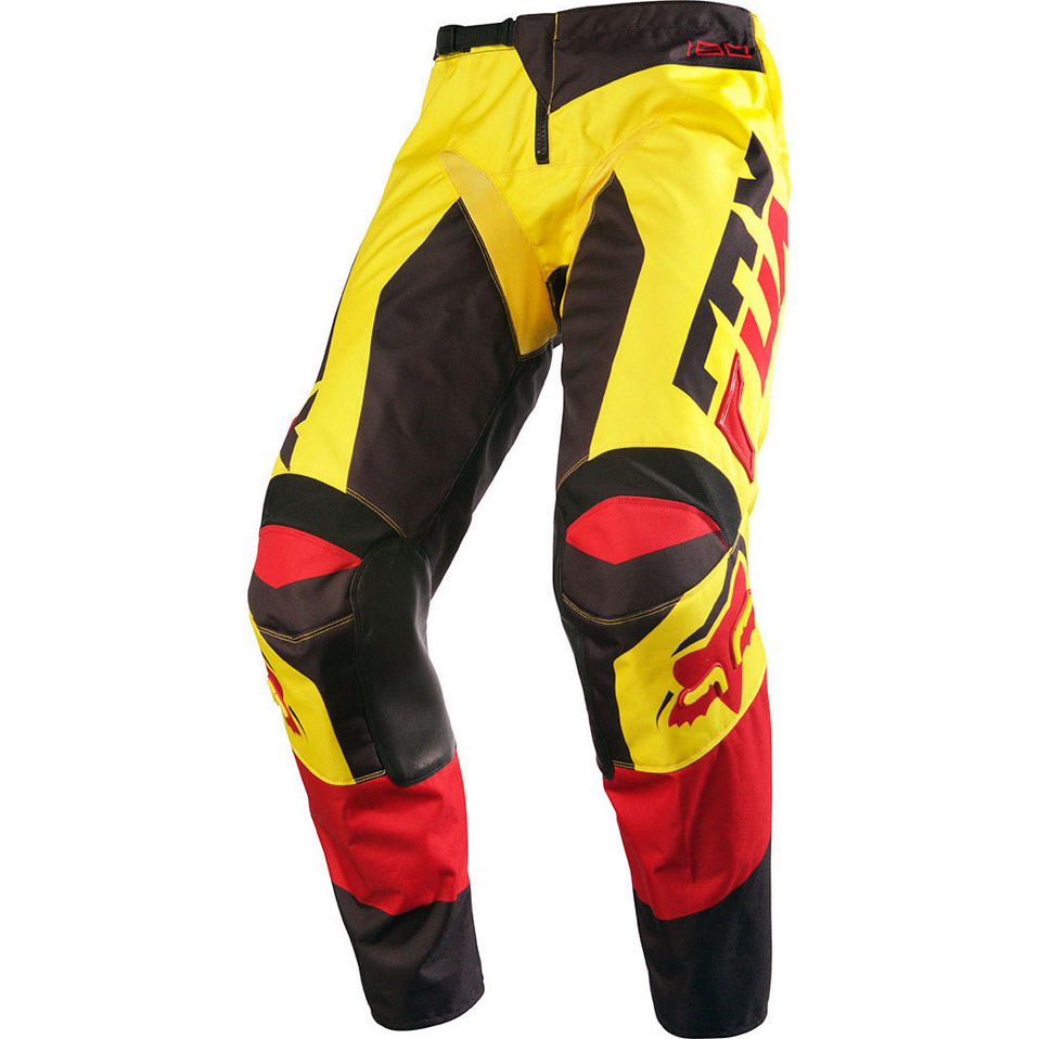 Fox - 180 Mako штаны, желтые