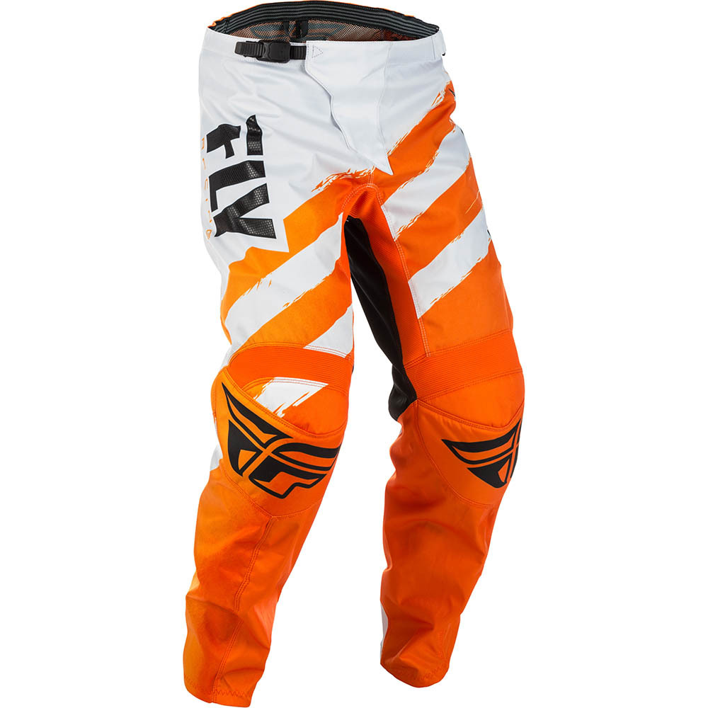 Fly - 2018 F-16 штаны, оранжево-белые