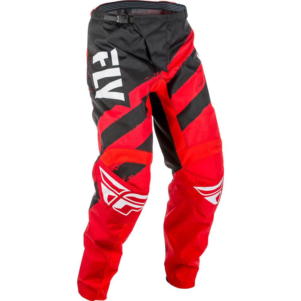 Fly - 2018 F-16 штаны, красно-черные