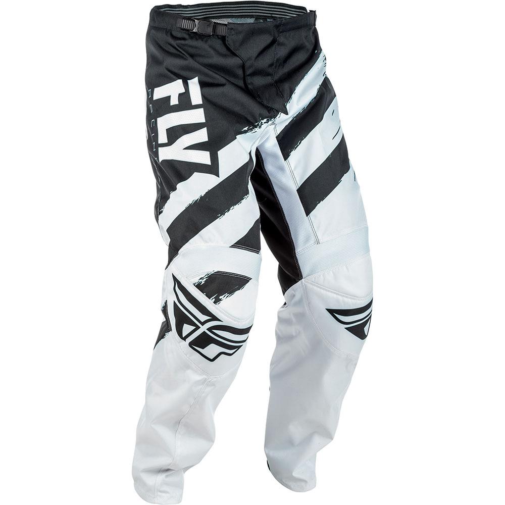 Fly - 2018 F-16 штаны, черно-белые