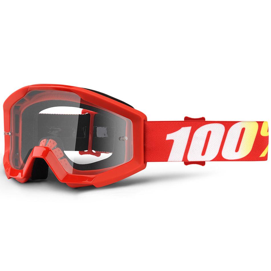 100% - Strata JR Furnace Clear Lens, очки
