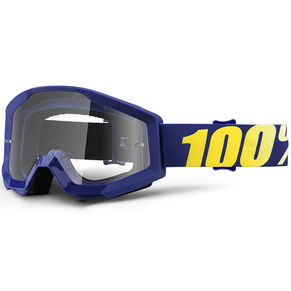 100% - Strata Hope Clear Lens, очки