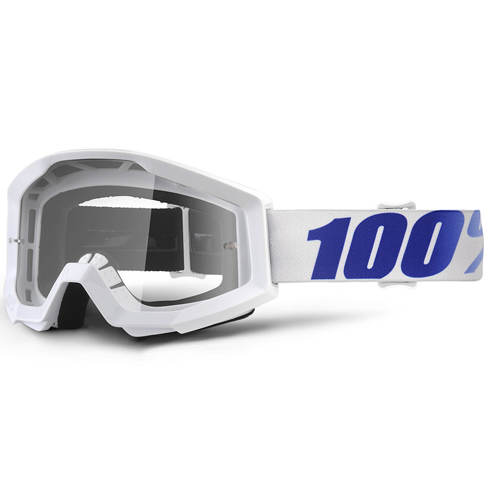 100% - Strata Equinox Clear Lens, очки