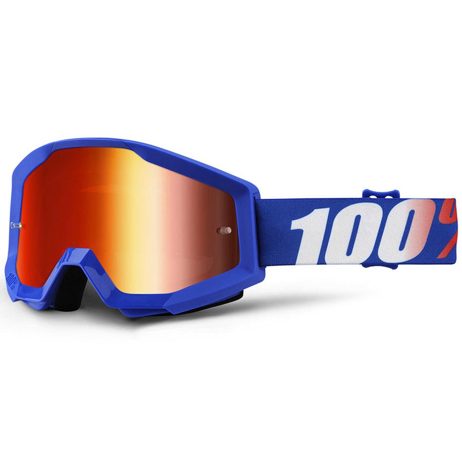 100% - Strata Nation Mirror Lens, очки