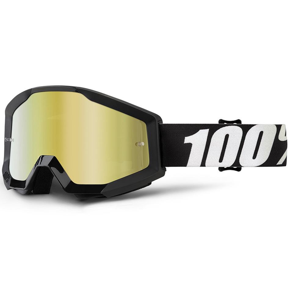 100% - Strata Outlaw Mirror Lens, очки