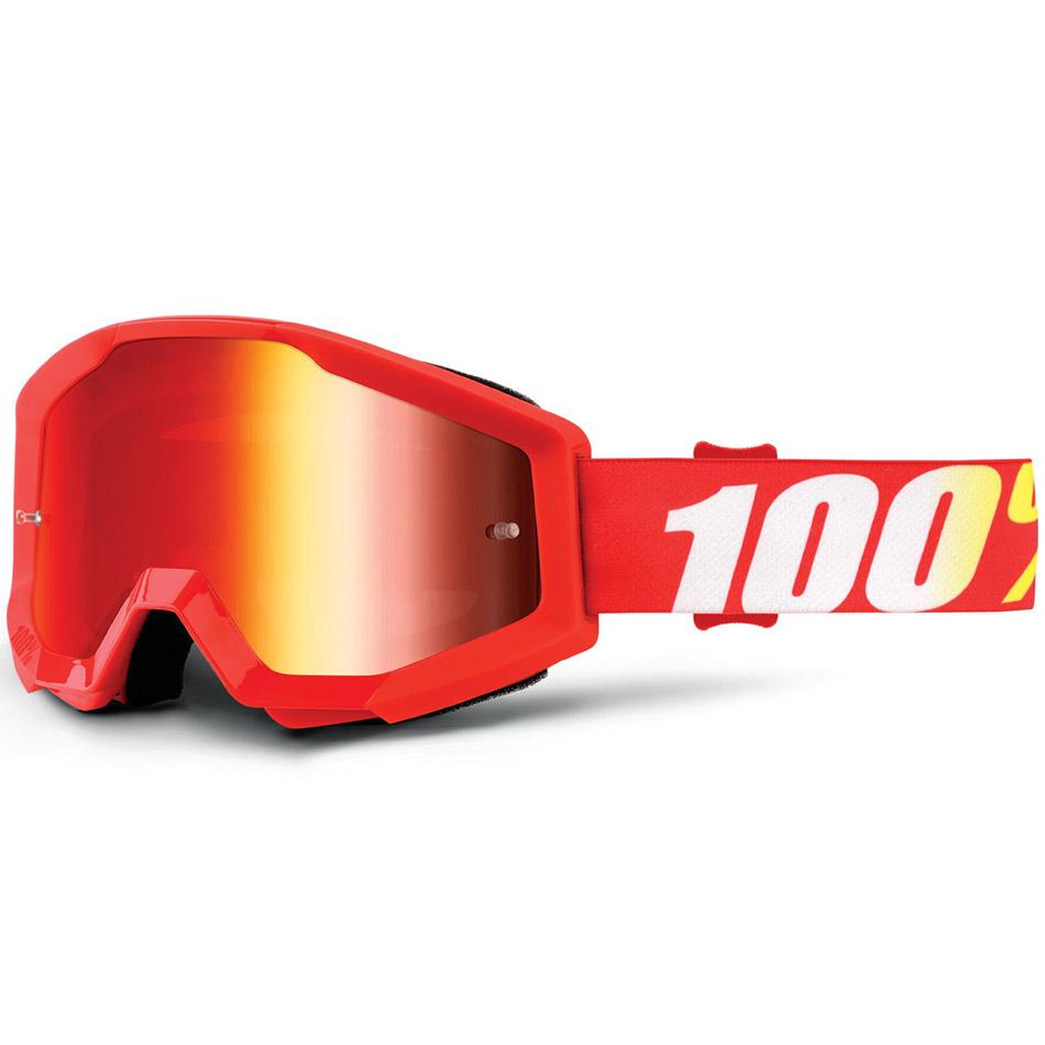 100% - Strata Furnace Mirror Lens, очки