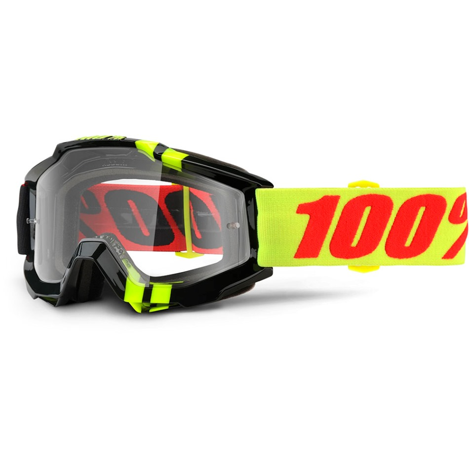 100% - Accuri Zerbo Clear Lens, очки