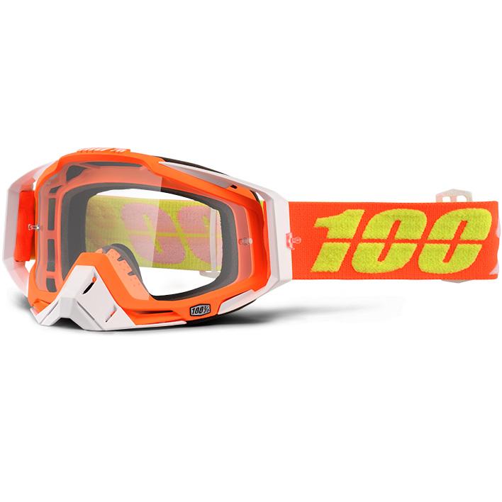 100% - Racecraft Razmataz очки, прозрачная линза