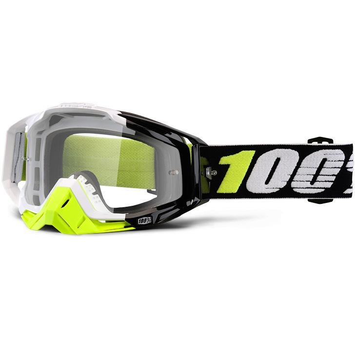 100% - Racecraft Emara очки, прозрачная линза