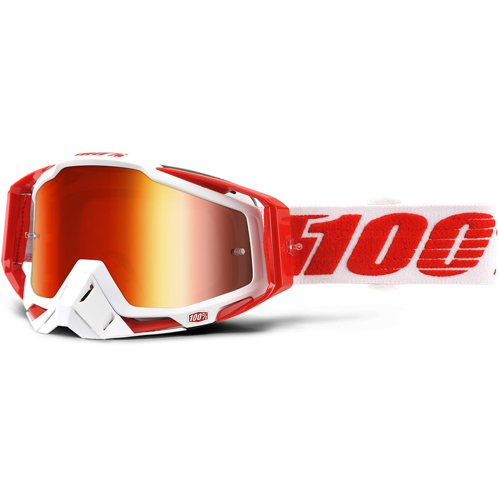 100% - Racecraft Bilal Mirror Lens, очки
