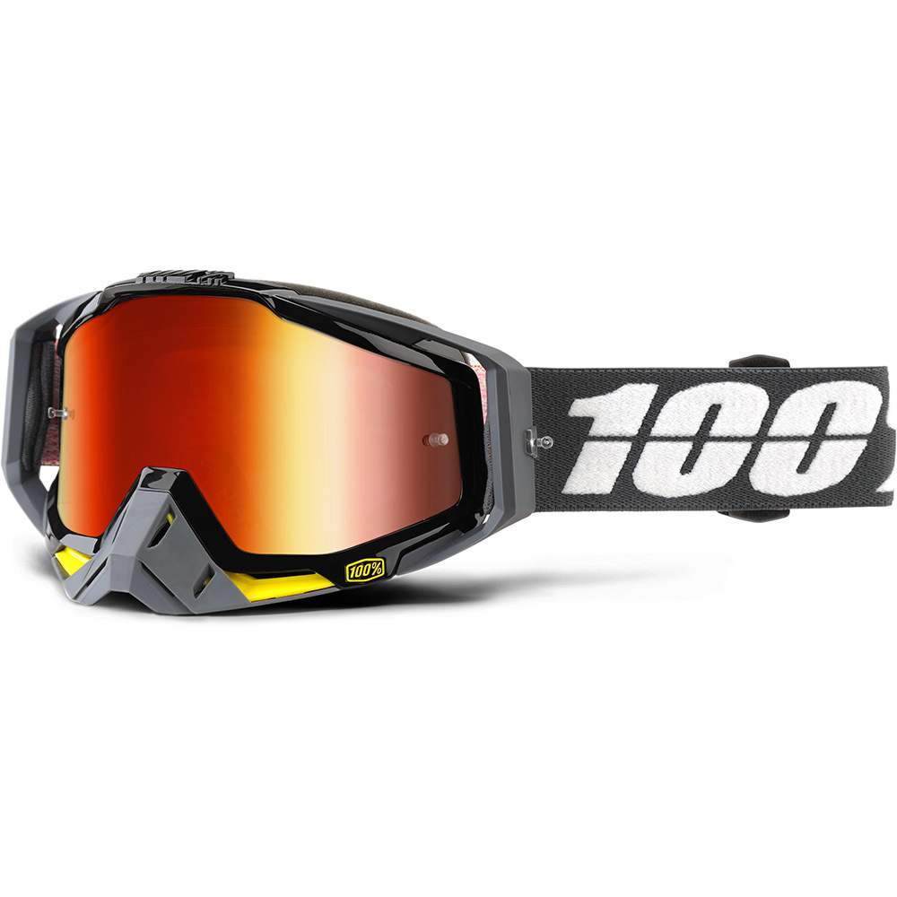 100% - Racecraft Fortis Mirror Lens, очки
