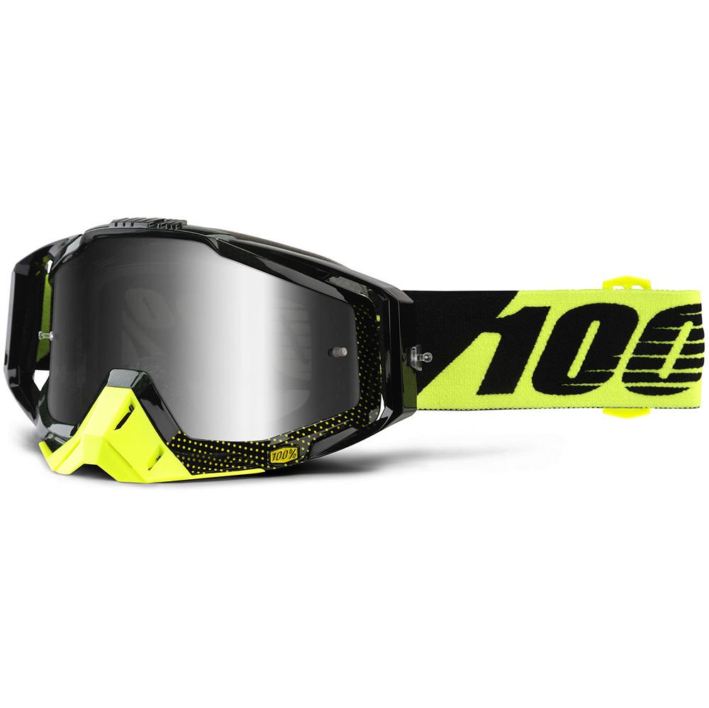 100% - Racecraft Cox очки, линза зеркальная,