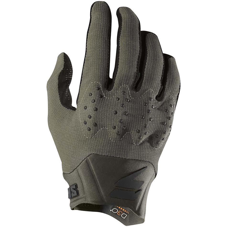 Shift - 2018 R3Con перчатки, зеленые