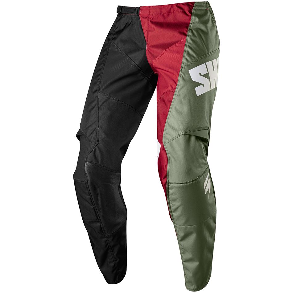 Shift - 2018 Whit3 Tarmac штаны, черные