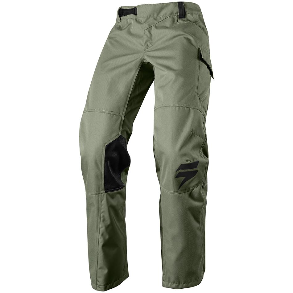 Shift - 2018 R3Con Drift штаны, зеленые
