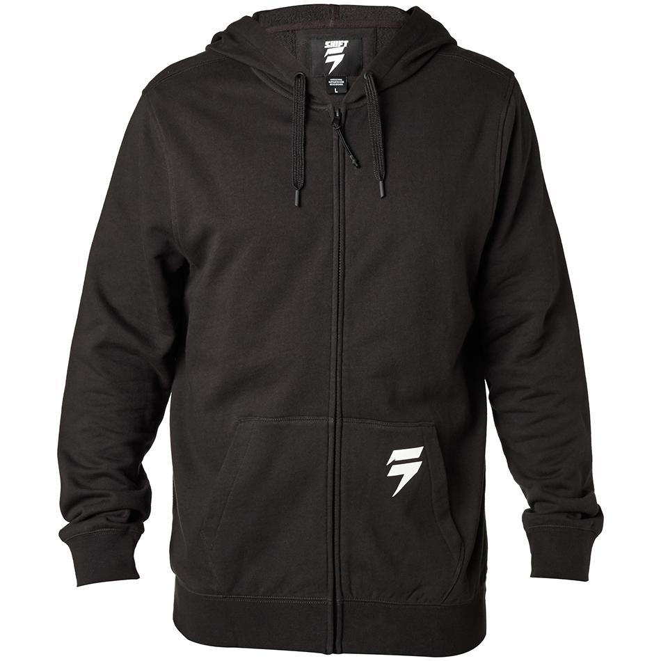 Shift - 2018 3Lue Label Zip Fleece толстовка, черная