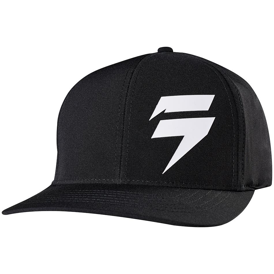 Shift - 2018 3Lue Label Flexfit бейсболка, черная