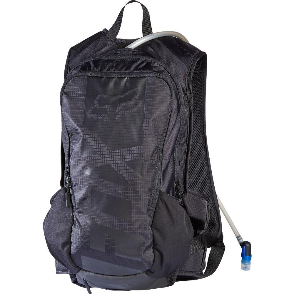 Fox - 2018 Small Camber Race Pack Black рюкзак c гидропаком, черный