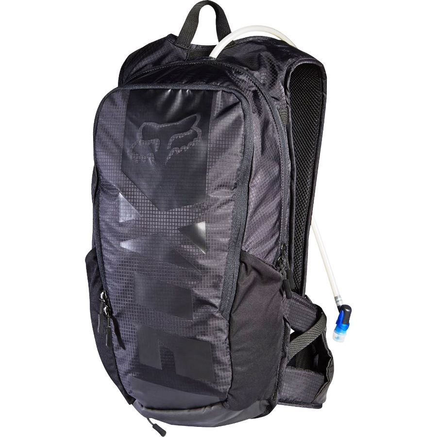 Fox - 2018 Large Camber Race Pack Black рюкзак c гидропаком, черный
