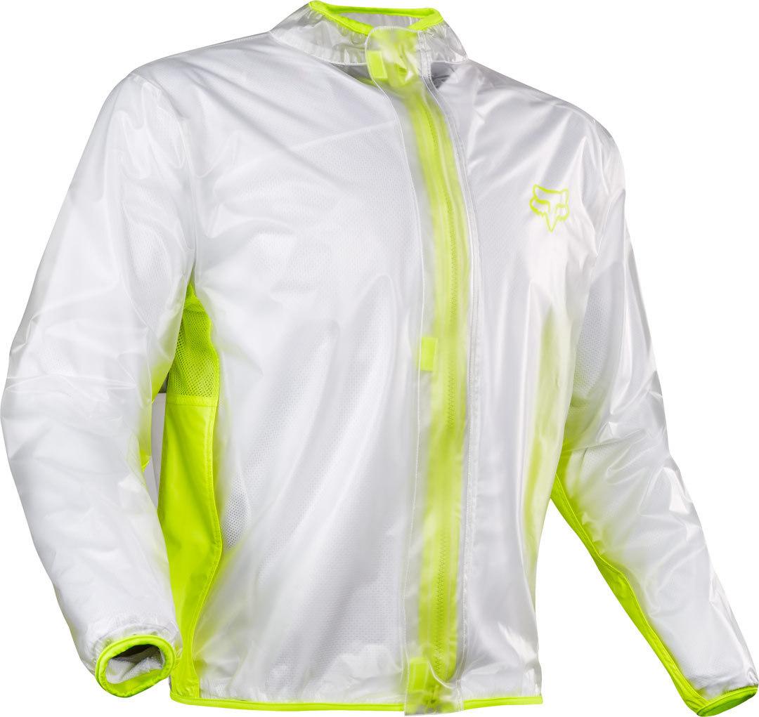 Fox - 2018 Fluid MX Jacket Yellow дождевик, желтый