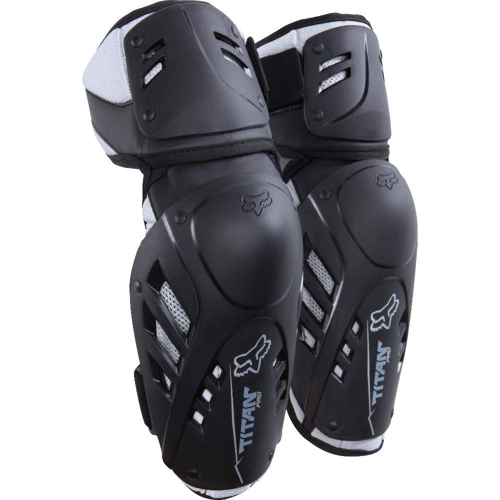 Fox - 2018 Titan Pro Elbow CE Black налокотники, черные