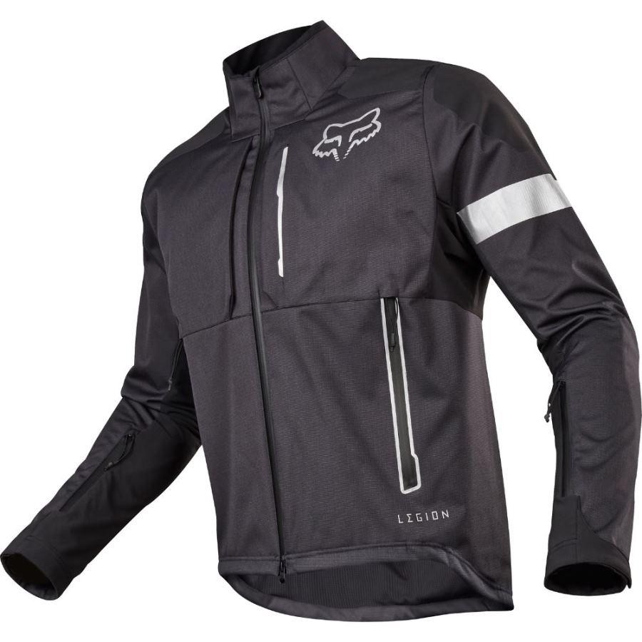 Fox - 2018 Legion Offroad Jacket Charcoal куртка, темно-серая