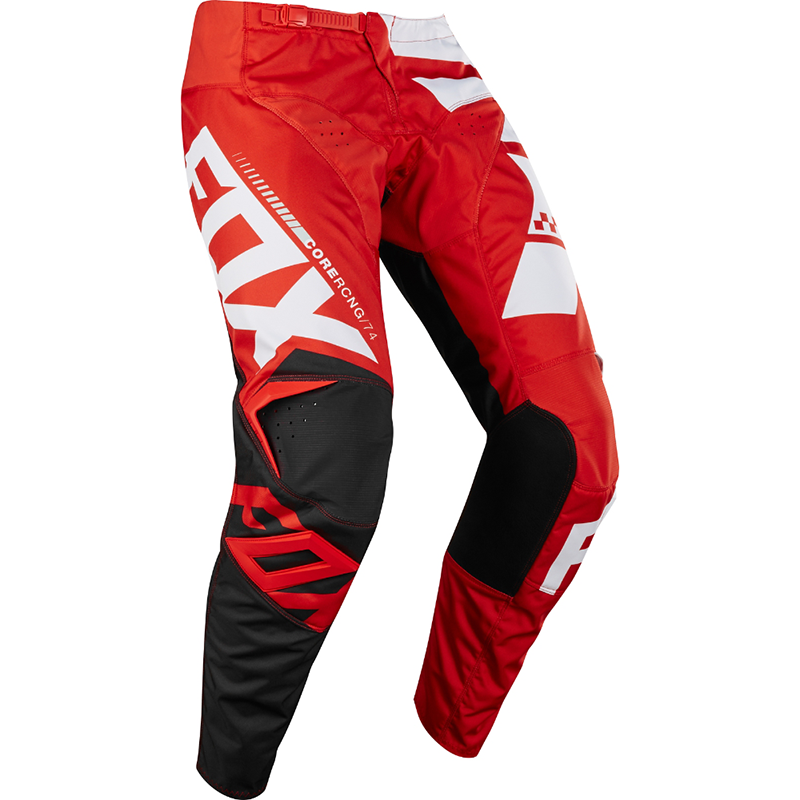 Fox - 2018 180 Sayak Red штаны, красные