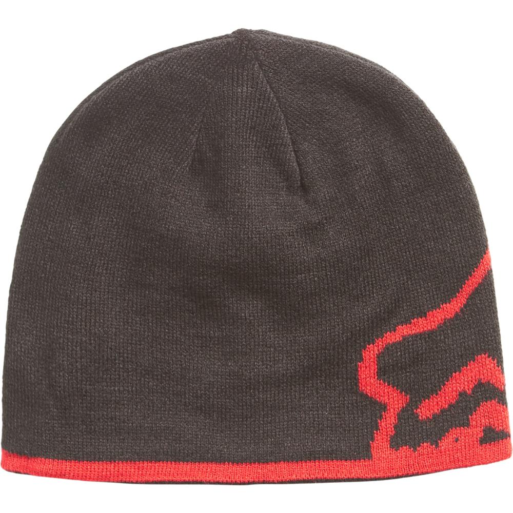 Fox - 2017 Streamliner Beanie Dark Red шапка, красная