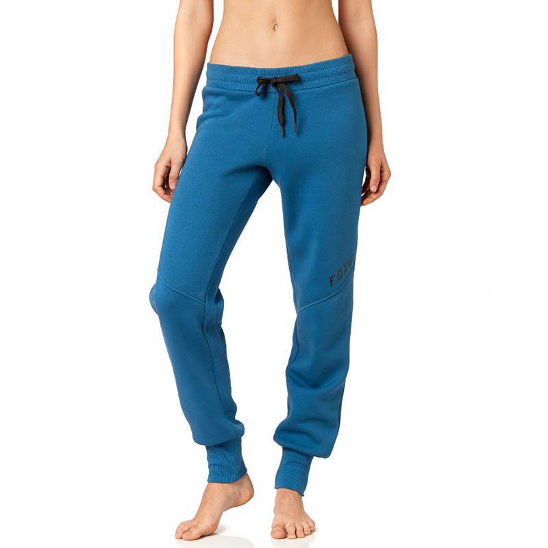 Fox - 2017 Agreer Sweatpant Dust Blue штаны спортивные женские, синие
