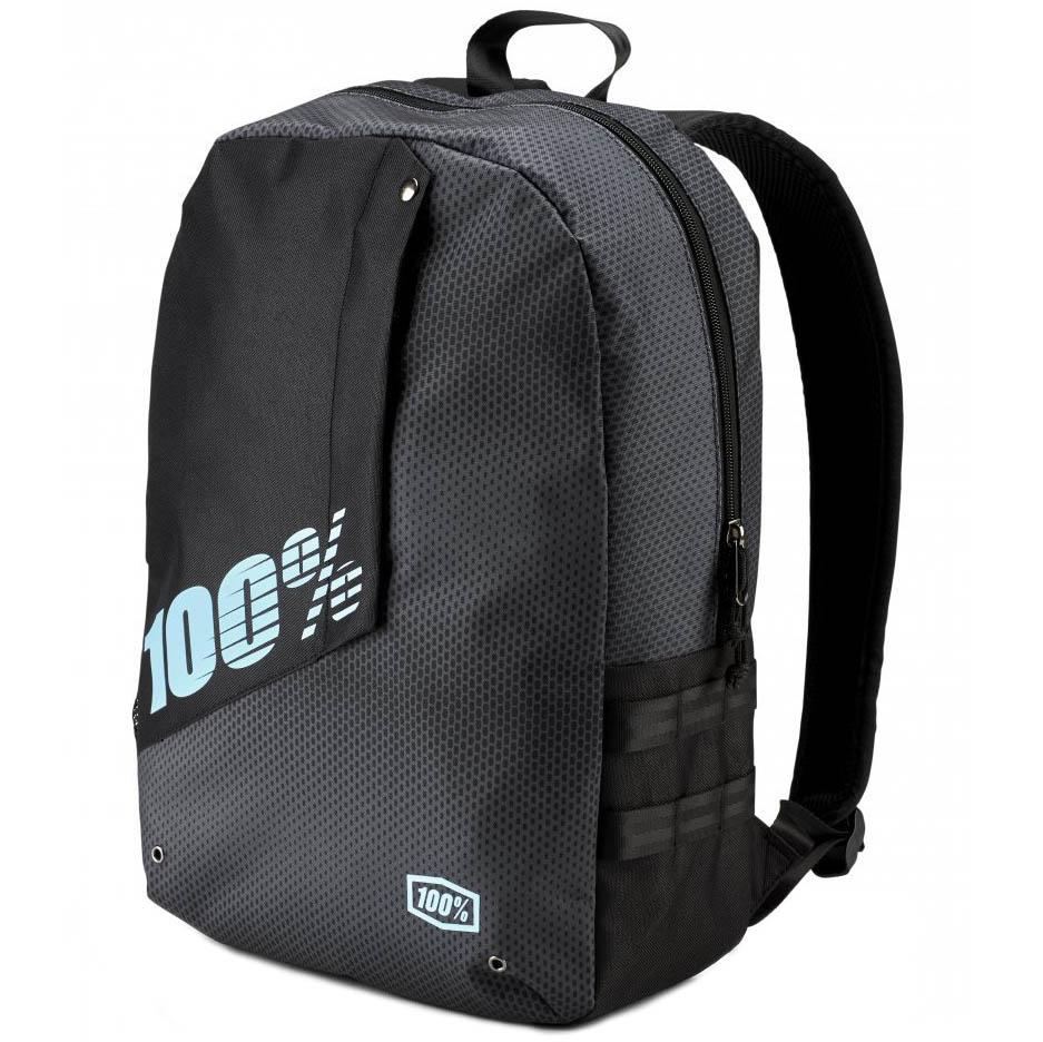 100% - 2017 Porter Backpack Charcoal Black рюкзак, черный