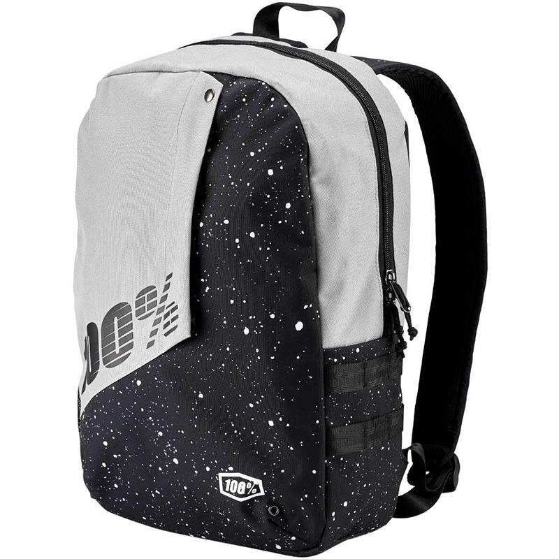 100% - 2017 Porter Backpack Milkyway Black рюкзак, черный