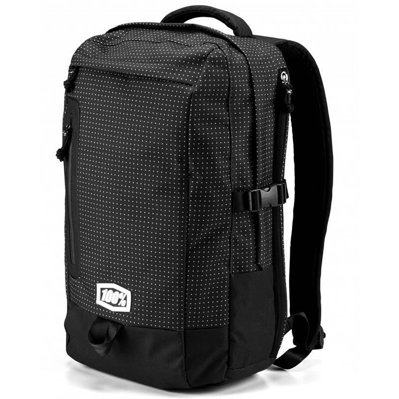 100% - 2017 Transit Backpack Positive рюкзак, черный