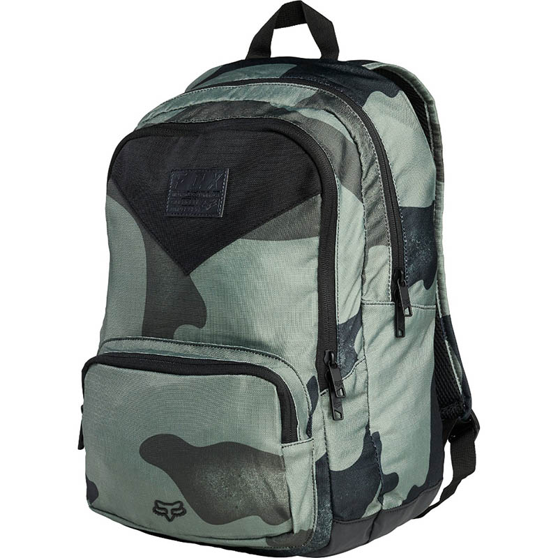 Fox - 2017 Sayak Lock Up Backpack Camo рюкзак, зеленый
