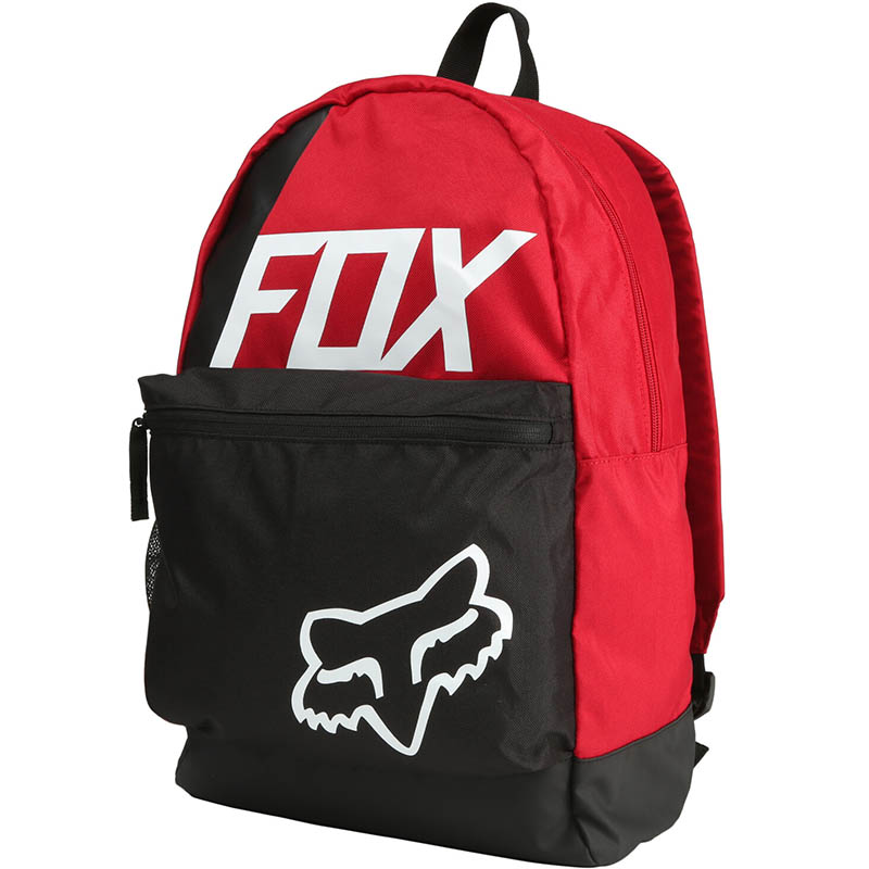 Fox - 2017 Sidecar Kick Stand Backpack Dark Red рюкзак, красная