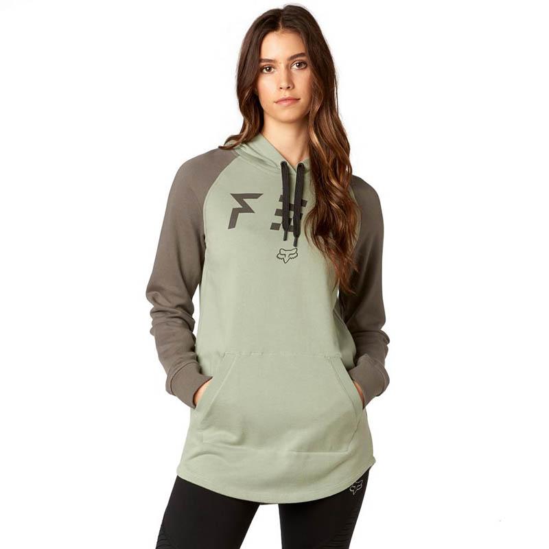 Fox - 2017 Avowed Pullover Hoody Sage толстовка женская, зеленая