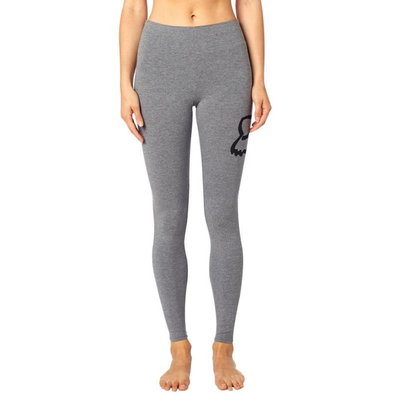 Fox - 2017 Enduration Legging Heather Graphite леггинсы женские, серые
