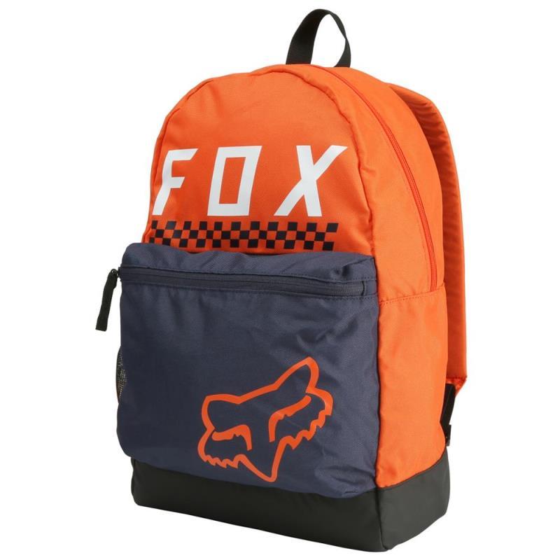 Fox - Check Yo Self Kick Stand Backpack Orange рюкзак, оранжевый
