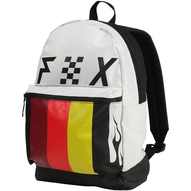 Fox - Rodka Kick Stand Backpack Black рюкзак, черный